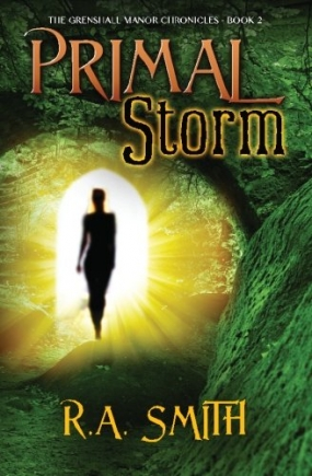 Primal Storm: The Grenshall Manor Chronicles (Book 2)