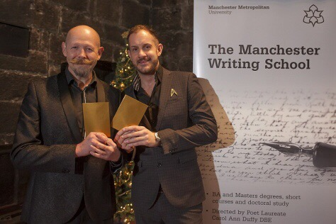 Manchester Writing Competition: Award Ceremony and Anniversary Gala